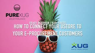 Session: eProcurement Education for Suppliers | Growing the PunchOut & B2B Procurement channel