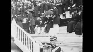 1896 Olympics footage (Real footage)
