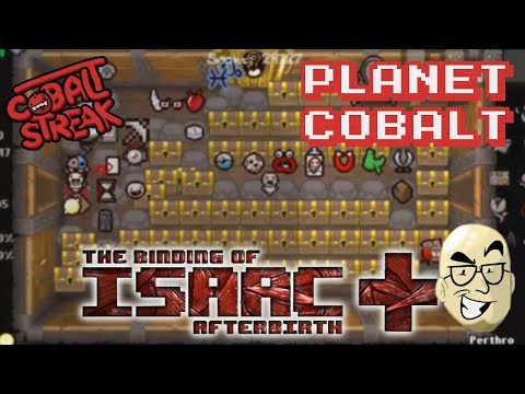 Afterbirth+ NLSS - Planet Cobalt - Cobalt Streak