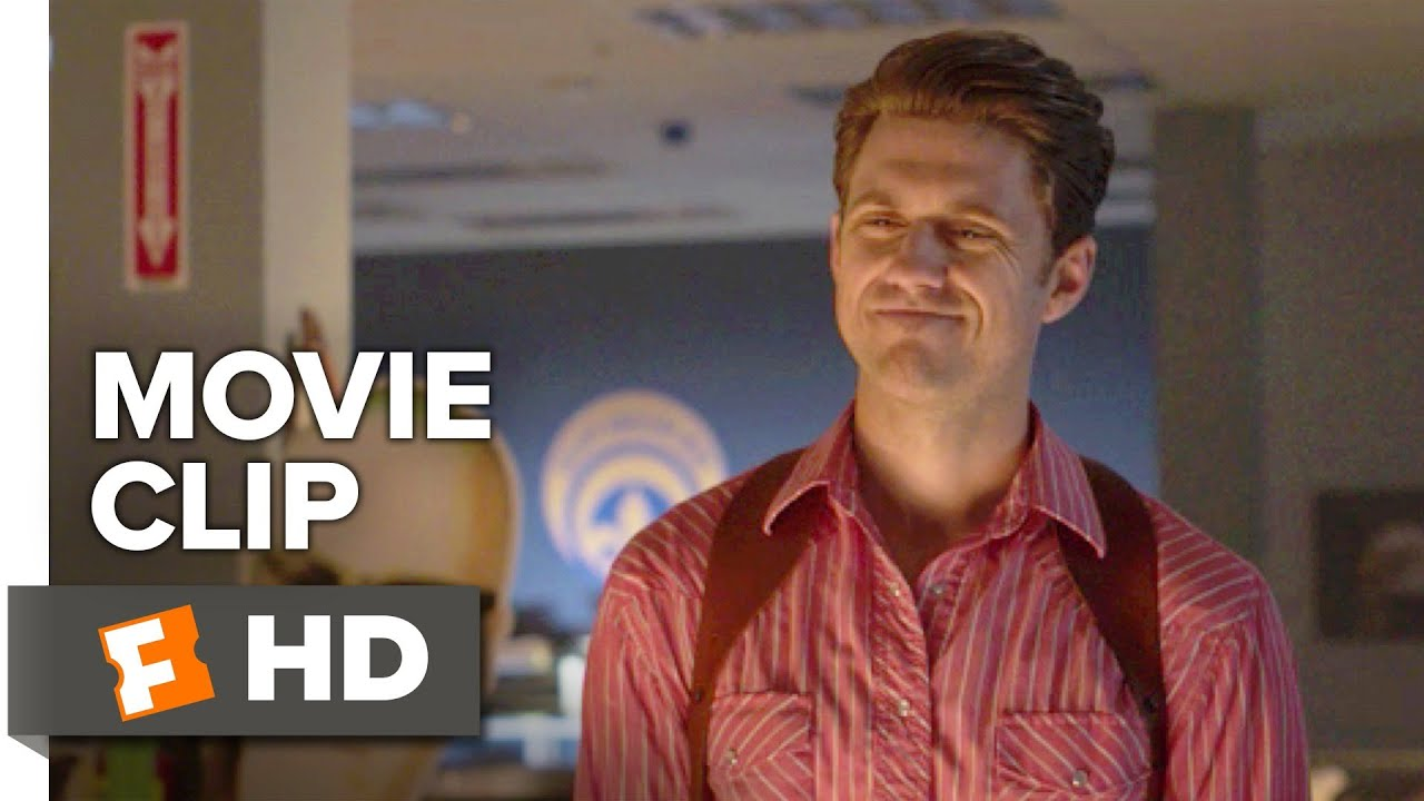 Out of Blue Movie Clip - Fire Escape (2018) | Movieclips Indie