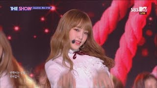 IZ*ONE, La Vie en Rose [THE SHOW 181113] mp3