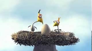 Много смеха.  Мультфильм онлайн от video pixar!(Много смеха. Мультфильм онлайн от video pixar! Гнездр как гнездо! И три яйца... включая одно очень крутое! А дальше..., 2013-09-21T07:58:54.000Z)