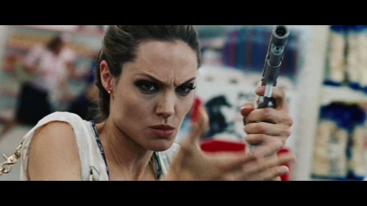 Angelina Jolie Wanted