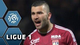 Le match d'Anthony Lopes à la loupe - 24ème journée de Ligue 1 / 2014-15