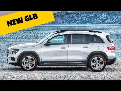 Mercedes GLB 2020 / между GLA и GLC - обзор Александра Михельсона