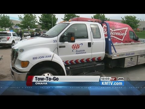 AAA: Reduce drunk driving, get a tow