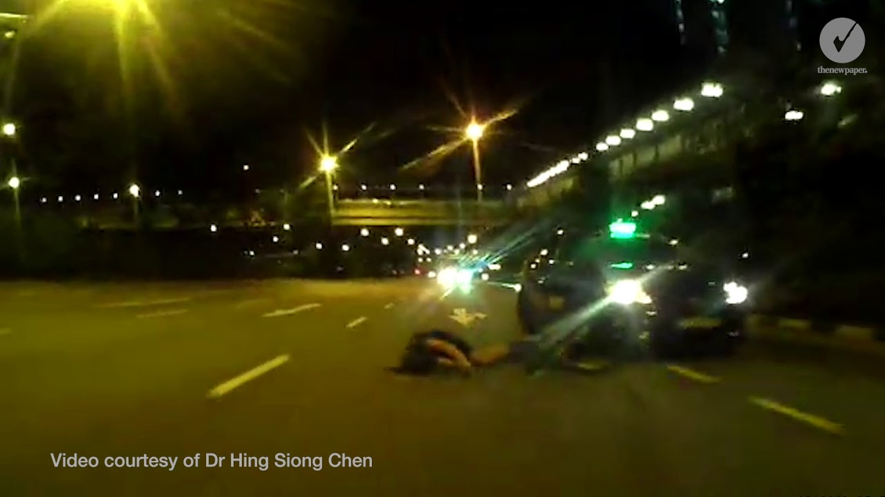 Doctor seriously injured after being hit by taxi during Sunday ride