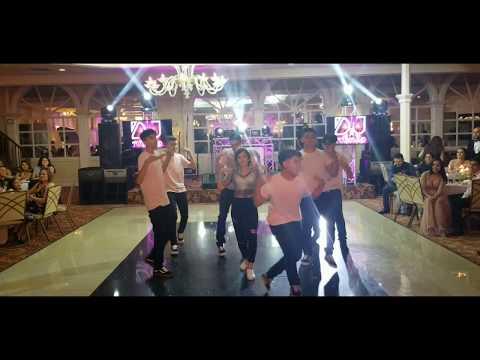 Quinceañera Surprise Dance-Baile Sorpresa 2019 (Huapango, Bachata, Reggeaton, Zapateado)- BRANDY