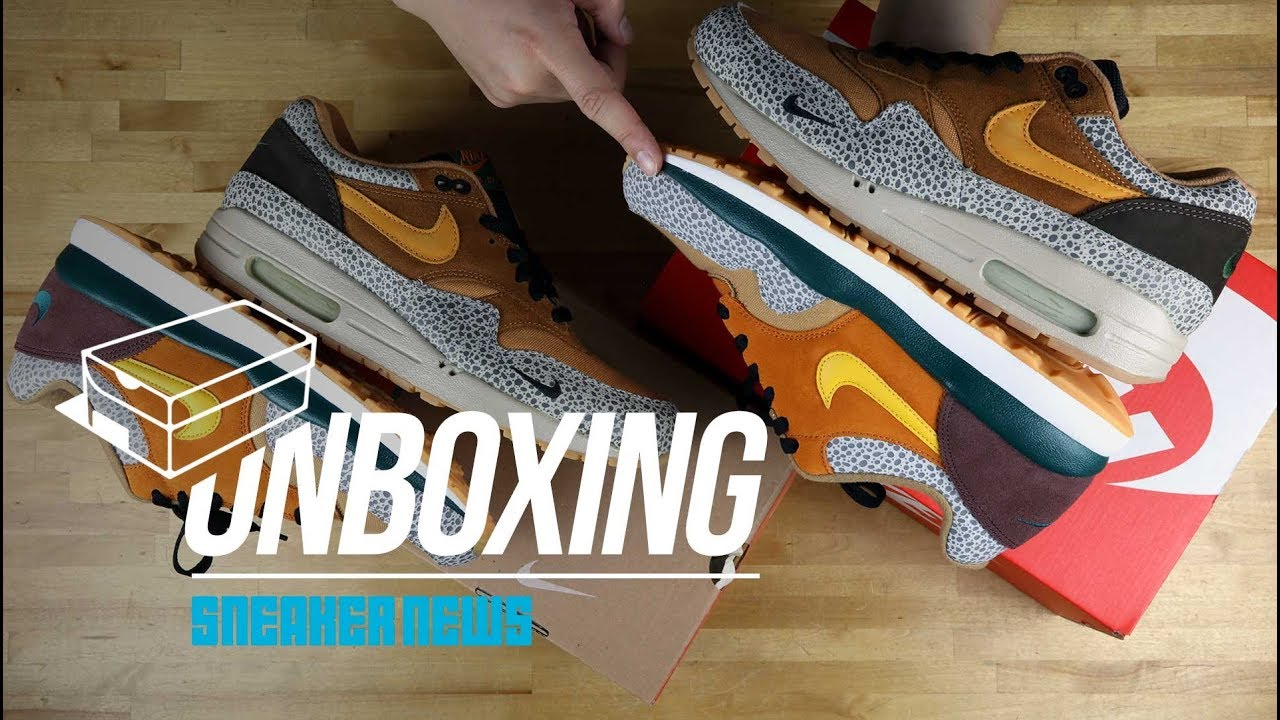 best website 8f418 a6344 Comparing Two Iconic Nike Safari Sneakers