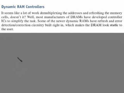 sec 16 03 Dynamic RAMs