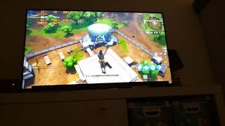 Fortnite on i7 870 with 1050 epic settings