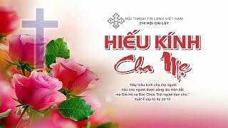 HTTL CAI LẬY - Chương trình thờ phượng Chúa - 10/05/2020