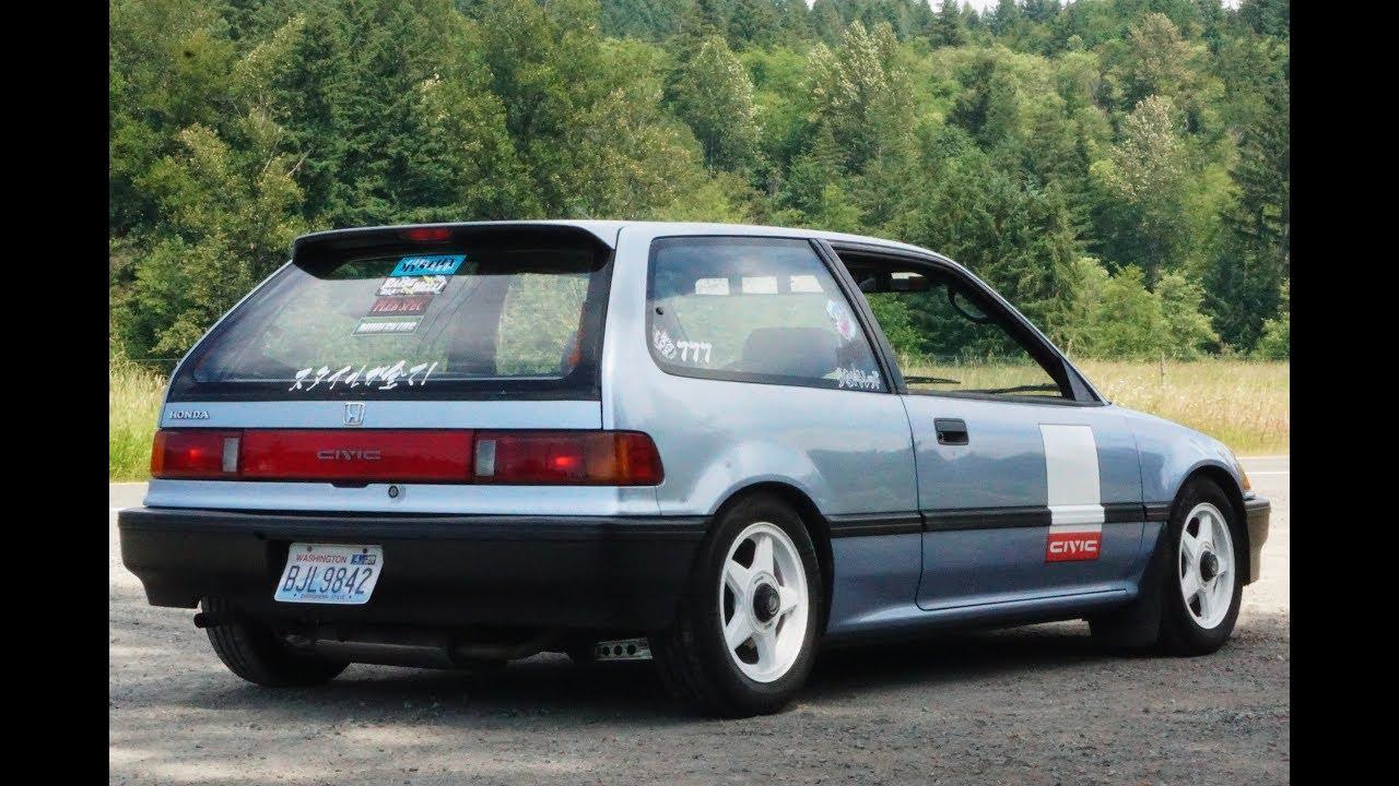 Kelebihan Honda Civic 1988 Tangguh
