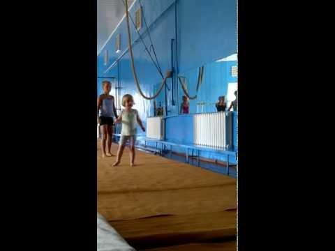 Gymnastics School in Romny Ukraine