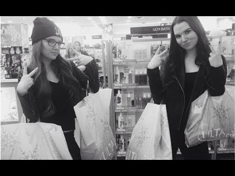 Black Friday Haul 2013 with Meghan! Part 1  Lindsey Hughes