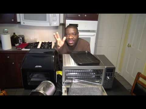 Nuwave Bravo Xl Smart Oven Air Fryer Vs Power Air Fryer