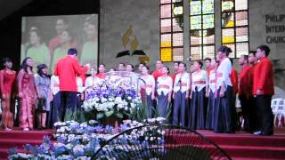 Soar Like an Eagle by AUP Indonesian Chorale