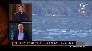 Monstruo en Lago Colico | La Hermandad | 21 de noviembre