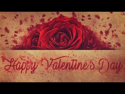 Create a Valentine's Day Wallpaper - Photoshop Tutorial