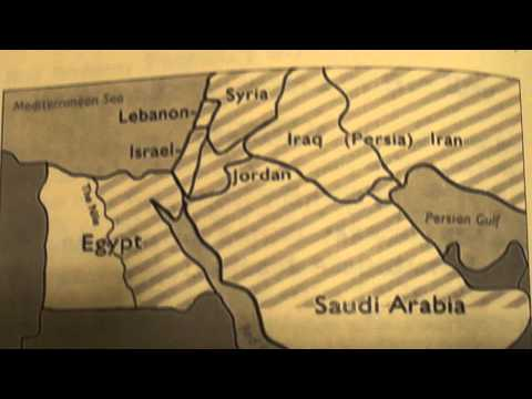Future Borders of the Land of Israel per Jewish Prophets