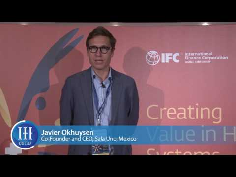 How to reach 70 % of the population without eye care? Javier Okhuysen