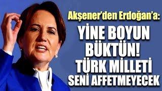 İYİ Parti Grup Toplantısı / Meral Akşener - 16 Ekim
