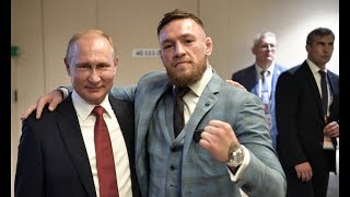 Fightful MMA Holy Smokes Podcast (7/16): Brock Lesnar, Cormier, McGregor And Putin
