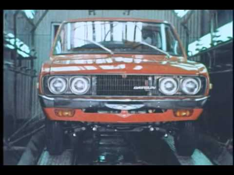 Datsun History 1930s to 1970s