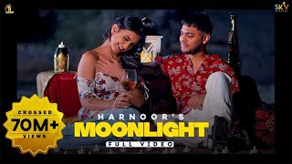 Moonlight - Harnoor | MXRCI | New Punjabi Song 2020 | Latest Punjabi song 2020 | Jatt Life Studios