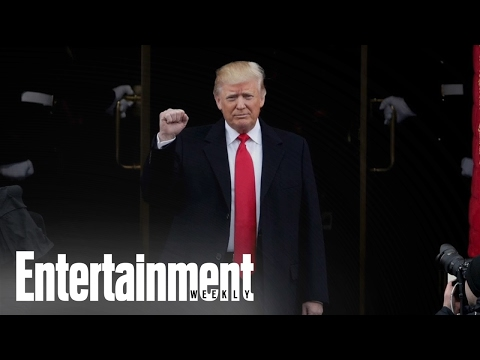 Donald Trump Inauguration: Celebrities React On Twitter | News Flash | Entertainment Weekly