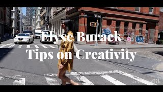 Tips on Creativity by Elyse Burack (Previous Head of Integrative Marketing at Boxed)