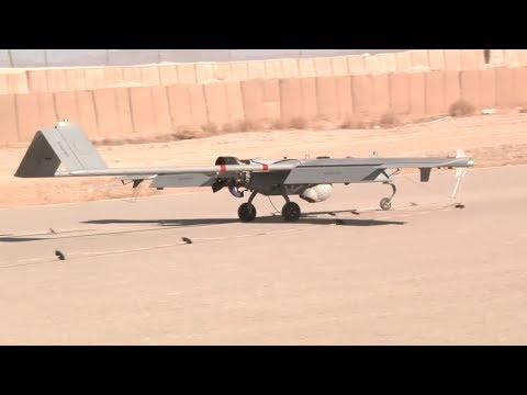 Unmanned Aircraft in Eastern Afghanistan - U.S. ARMY