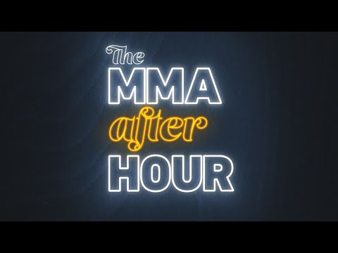The MMA (After) Hour: Episode 434 (w/ Ric's Picks and Twitter Q&A Exclusive)