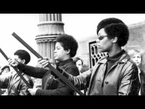 Burnt Grits: A Video Poem for the Black Panther Party
