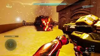 Halo 5 Guardians: Super Fiesta - Throne Of Blood (Part 2) 720p HD Gameplay
