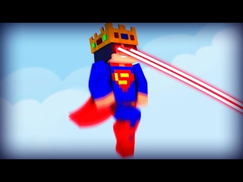 Minecraft: O FILME #19 - PODERES DO SUPERMAN!