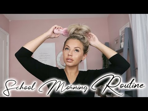 SCHOOL MORNING ROUTINE   MUM/MOM OF TWO   Lucy Jessica Carter