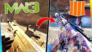 ACR aus MW3 in BLACK OPS 4