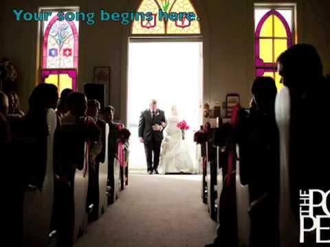 Customized Bridal march  Wedding March  Eddie Turner