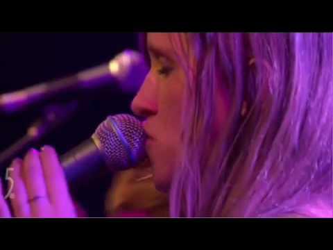 Dirty Projectors - Stillness is the Move -  live at Coachella 2010