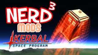 Nerd³ Mods... Kerbal Space Program - To Boldly Go...