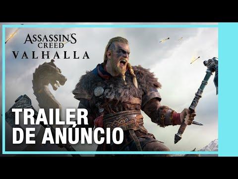 Assassin's Creed Valhalla: Estreia Mundial Do Trailer Cinemático [DUBLADO]
