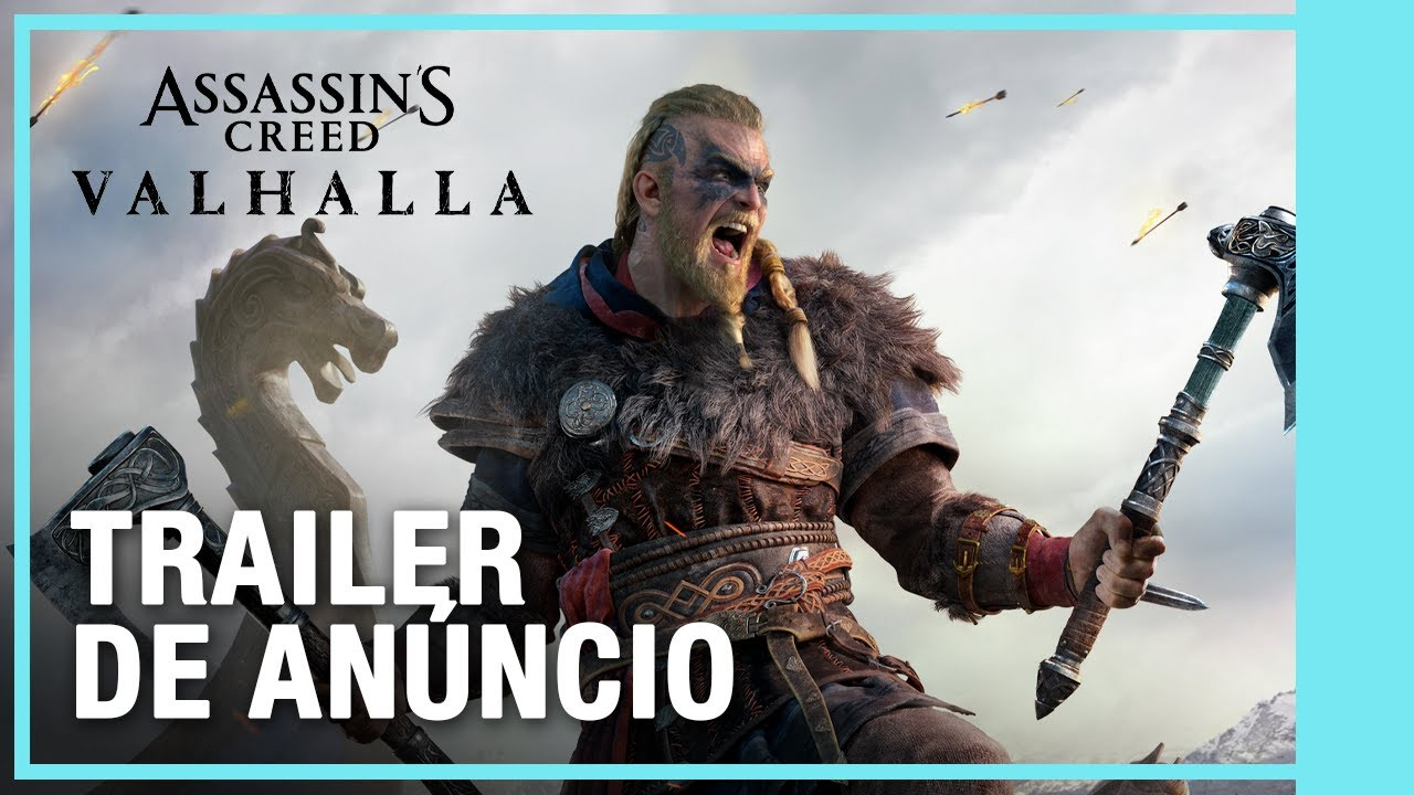 Assassin's Creed Valhalla: Trailer cinemático de estreia mundial (dublado)