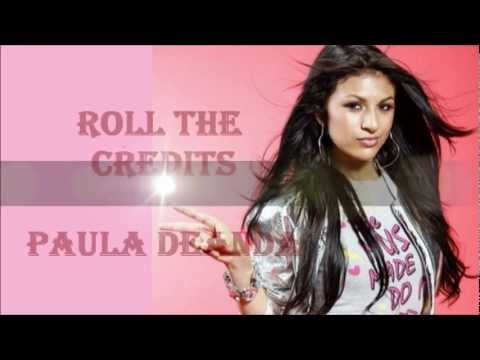 roll the credits lyrics  paula deanda