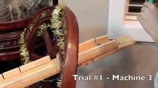 Rube Goldberg Machine - Erase a whiteboard