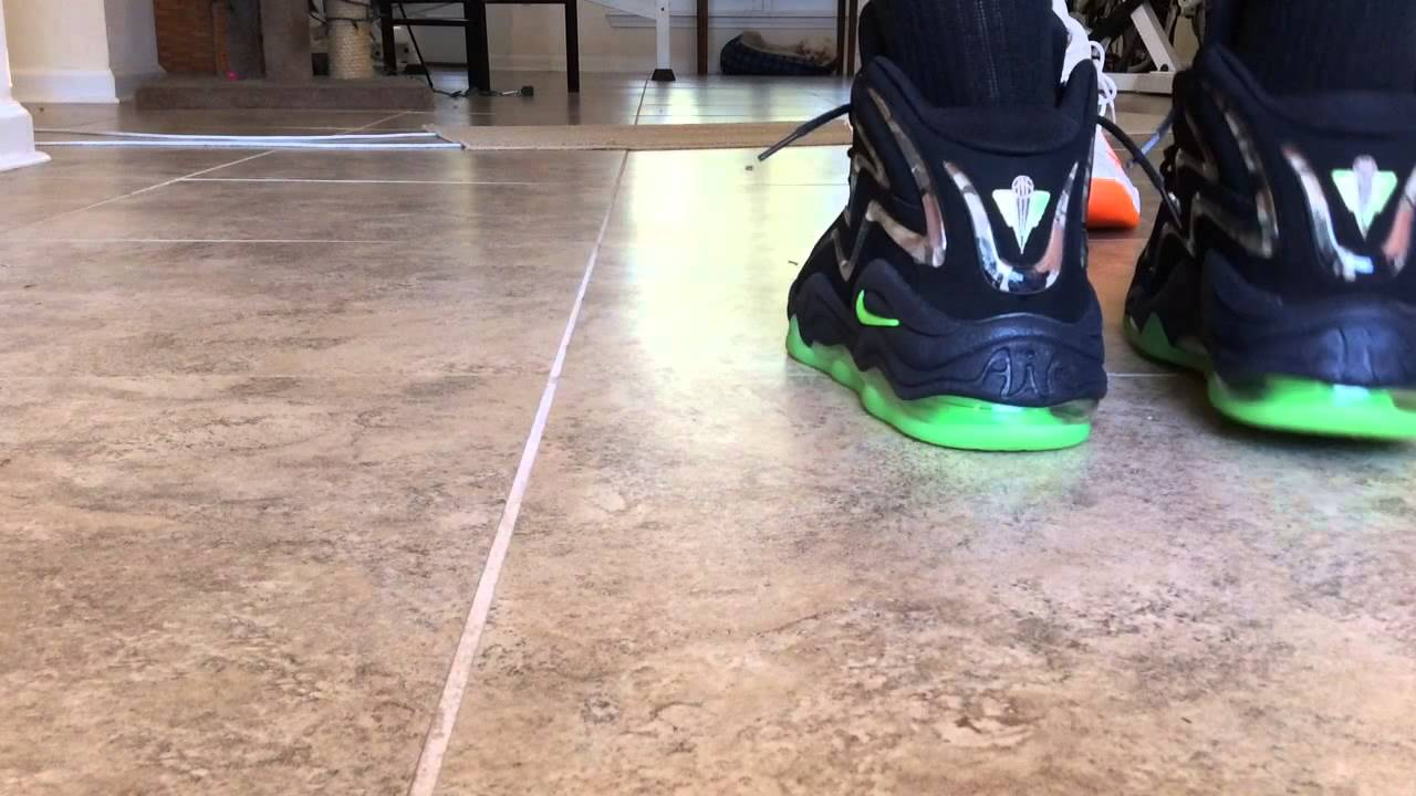 reputable site acfbc c5708 Nike Air Pippen - YouTube