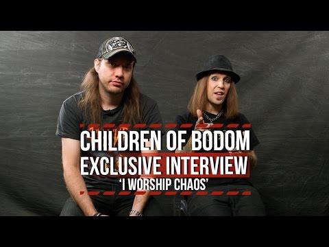 Children of Bodom Talk 'I Worship Chaos' Album