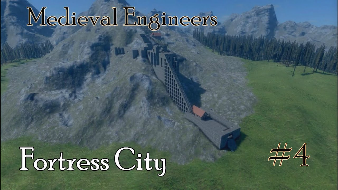 Medieval Engineers Early Build