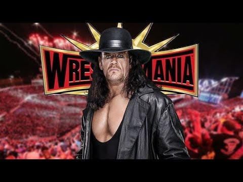 The Undertaker con POSIBILIDADES de PARTICIPAR en WrestleMania 35