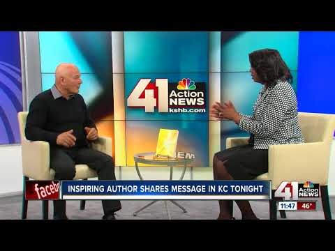 Author shares inspiring message in Kansas City